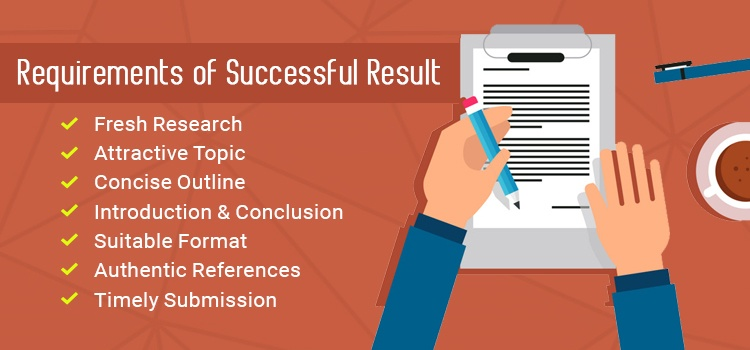 Requirements of Successful Result